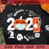 2020 Halloween SVG, Halloween SVG, 2020 SVG, Pumpkin SVG, Face Mask SVG Cricut Digital Download, Instant Download