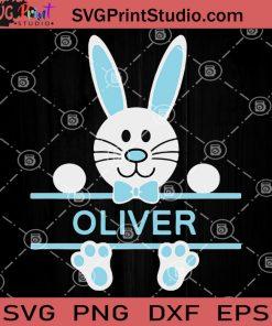 Peeps Easter Bunny SVG, Oliver Bunny SVG, Easter Day SVG