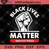 Black Lives Matter Boycottfedex SVG, Black History Month SVG, Lives Matter SVG, Funny SVG, Boycottfedex SVG