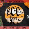 Boo Bees Halloween SVG, Halloween SVG, Boo SVG, Bees SVG Cricut Digital Download, Instant Download