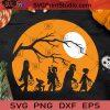 Halloween Starwars Moon SVG, Halloween SVG, Starwars SVG, Darth Vader SVG, Moon SVG, Pumpkin SVG Cricut Digital Download, Instant Download