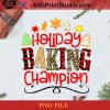 Holiday Baking Champion Leopard Plaid Christmas PNG, Noel PNG, Merry Christmas PNG, Christmas PNG, Baking PNG, Champion PNG, Leopard Plaid PNG, Pine PNG Digital Download