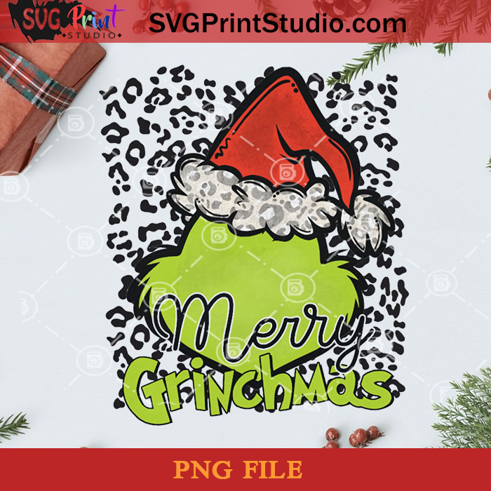 Merry Christmas Grinch PNG, Noel PNG, Merry Christmas PNG, Christmas PNG, Grinch PNG, Santa Claus PNG, Santa Hat PNG Digital Download