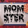 Mom Ster SVG, Halloween SVG, Boo Boo SVG, Pumpkin SVG, Cricut Digital Download, Instant Download