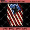 Proud To Be American Veteran My Oath Never Expires SVG, 4th July SVG, America SVG, Army SVG