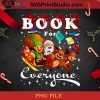 Santa Claus Give Gifts For Reading Book PNG, Noel PNG, Merry Christmas PNG, Christmas PNG, Elf PNG, Santa Claus PNG, Santa Hat PNG, Book PNG, Gift PNG, Reindeer PNG Digital Download
