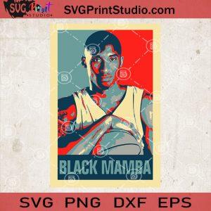 Black Mamba SVG, Kobe Bryant SVG, Black Mamba SVG, NBA SVG