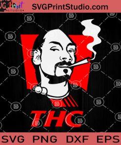 Snoop Dogg THC SVG, Snoop Dogg Cool T-Shirt, Hip-Hop SVG Rap SVG