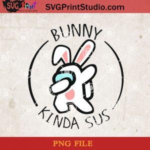 Bunny A SVG, Rabbits SVG, Easter Day SVG, Among Us SVG EPS DXF PNG Cricut File Instant Download