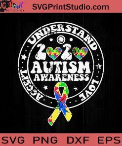 Autism 2020 Autism Awareness SVG, Autism SVG, Cancer SVG, Puzzle SVG EPS DXF PNG Cricut File Instant Download