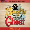 Naughty Little Ghost Halloween PNG, Little Ghost PNG, Happy Halloween PNG Instant Download