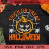 Trick Or Treat Halloween SVG PNG EPS DXF Silhouette Cut Files