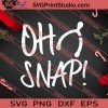 Oh Snap Thanksgiving SVG PNG EPS DXF Silhouette Cut Files