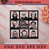 The Psycho Bunch Halloween SVG PNG EPS DXF Silhouette Cut Files